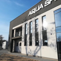 Lodz, Aqua Speed